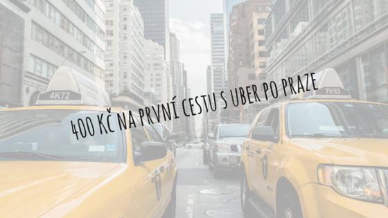 400 Kč na první cestu s uber po praze.png