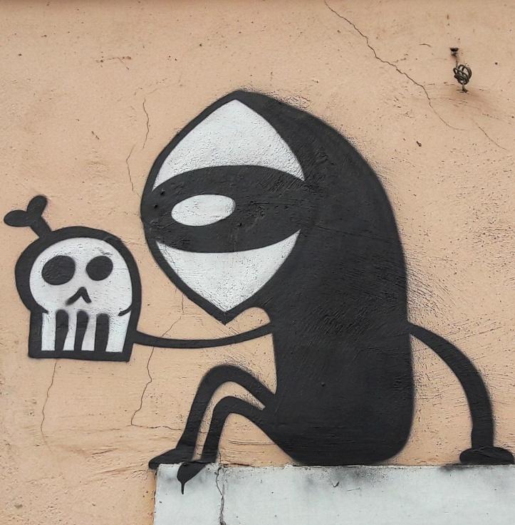grafiti in poznan