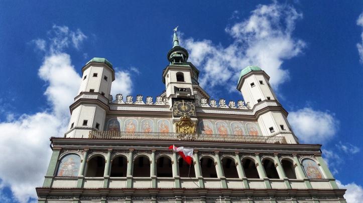 Orloj v Poznani