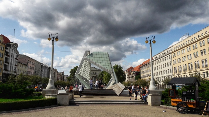 Plac wolnosci Poznan
